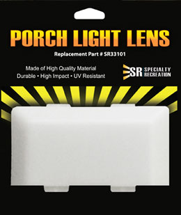 Porch Light Lens